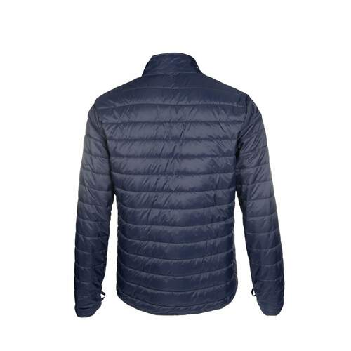 HKM Kingston Herren Softshell-Reitjacke HIGHLAND 3 in 1 dunkelblau L