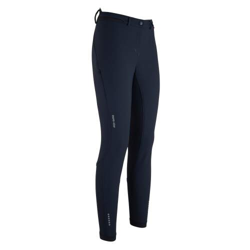euro-star Damen Reithose Equitation Queen FullGrip navy 32