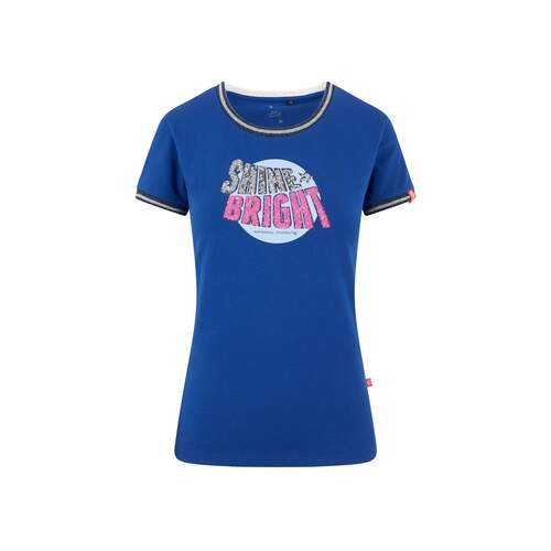 Imperial Riding Damen T-Shirt Shine Bright cobaltblue L